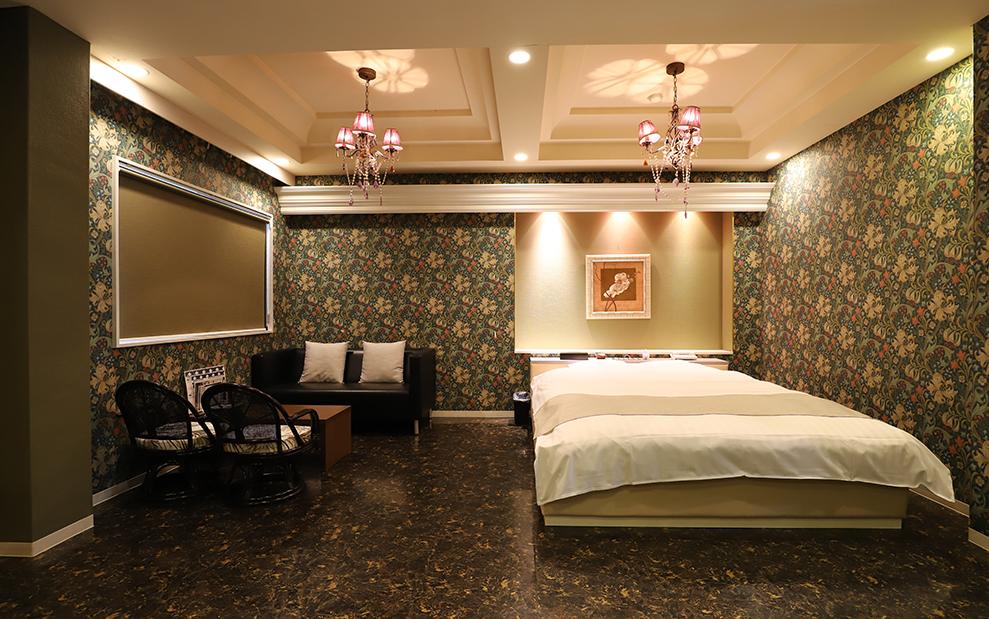 ホテル ハーバーライトの部屋