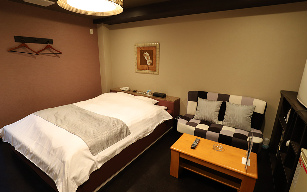 HOTEL HARBER LIGHTの部屋
