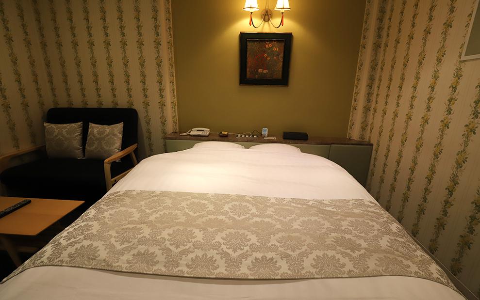 ホテル ハーバーライトの部屋の部屋