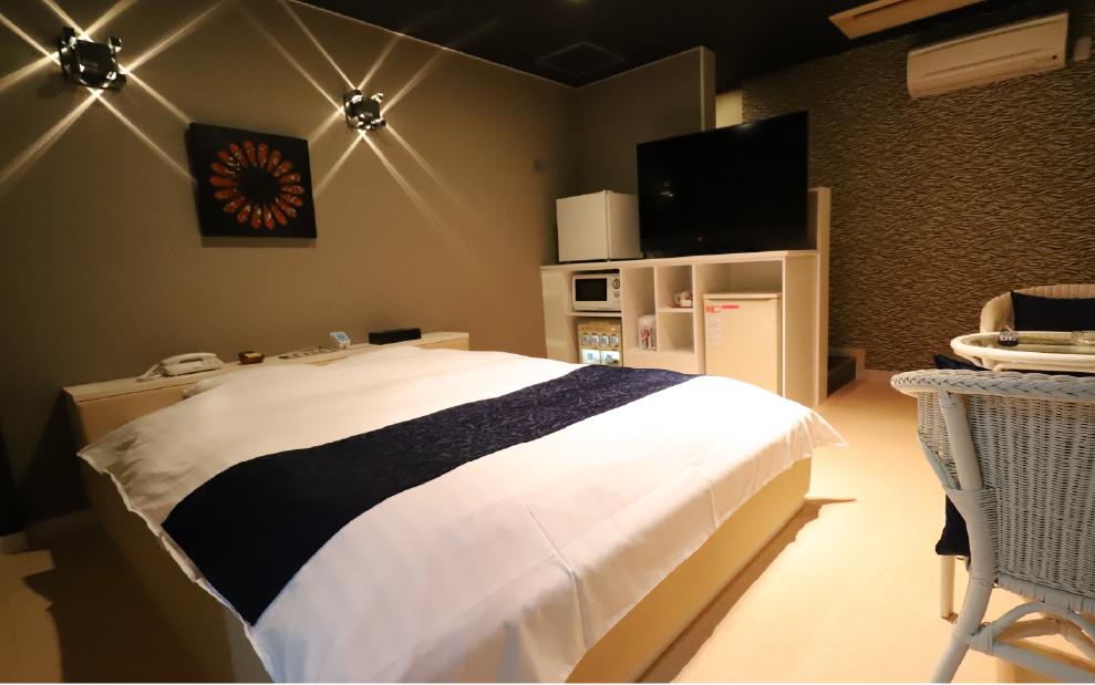 HOTEL HARBER LIGHTの部屋